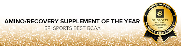 Amino Recovery Supplement of the Year