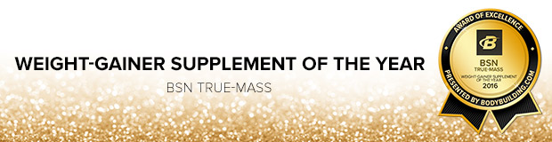 Weight Gainer Supplement of the Year