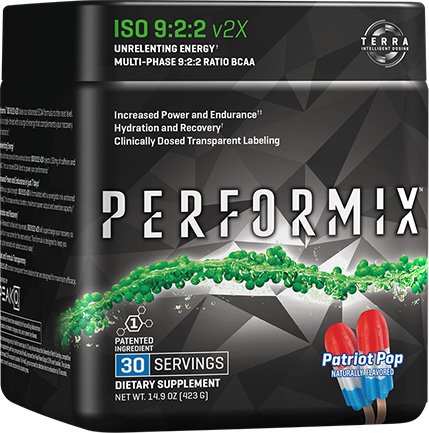 Performix ISO V2X bottle
