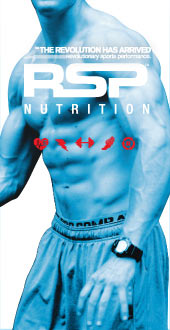 RSP Nutrition - The Revoluion Has Arrived.