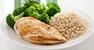 CHICKEN BREAST W/ BROWN RICE & BROCCOLI