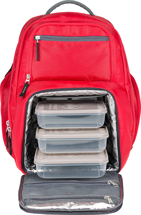 Click To Enlarge 6 Pack Expedition Backpack