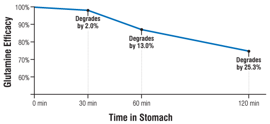 Time In Stomach Chart