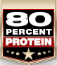 90 Percent Protein