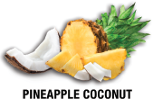 Pineapple Coconut