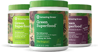 Green Superfood Containers