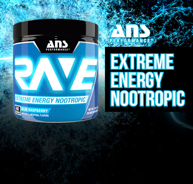 ANS Performance. Extreme Energy Nootropic.