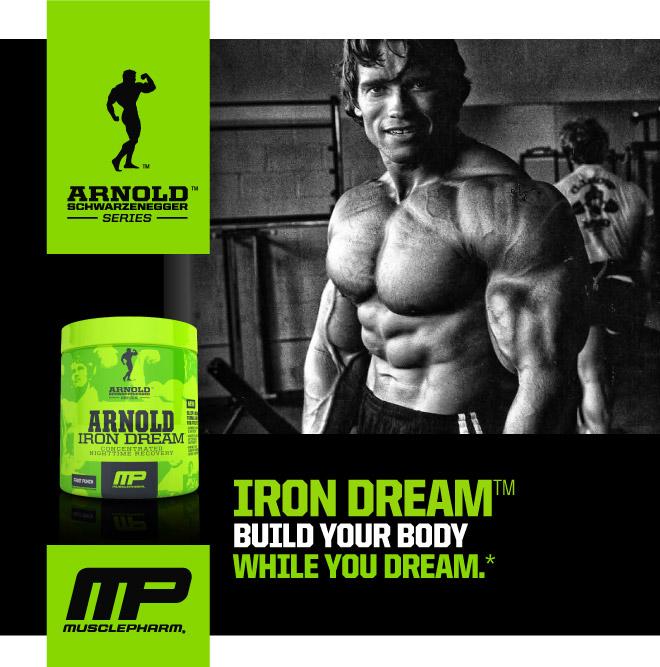 Arnold Series Iron Dream - Forum KFD.pl
