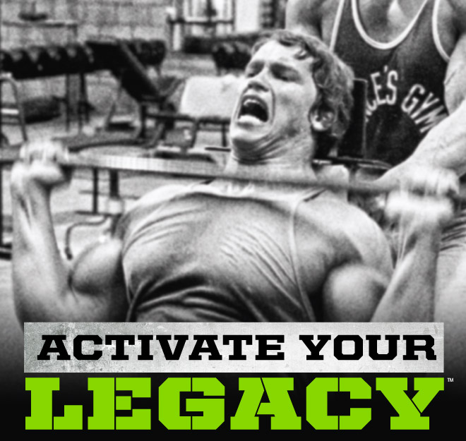 Activate Your Legacy