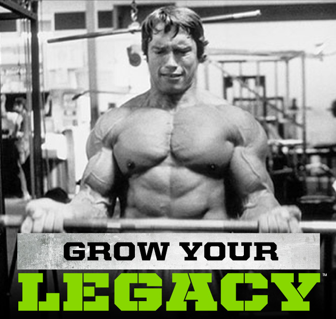 Grow Your Legacy