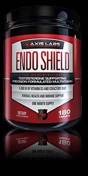 EndoShield Bottle