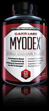 Myodex Bottle