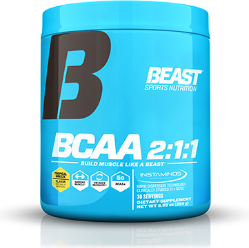 BCAA Beast Bottle