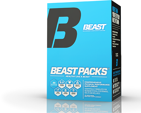 Beast Packs. Healthy Like A Beast.