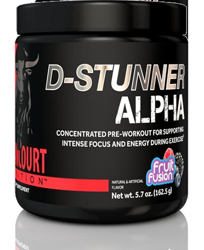 D-Stunner Alpha Fruit Fusion