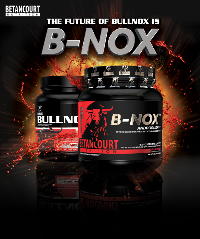 B-NOX is the new BULLNOX