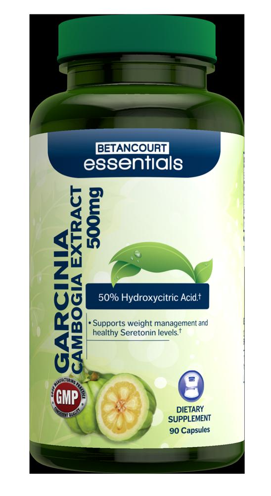 Essentials Garcinia Cambogia Extract by Betancourt ...