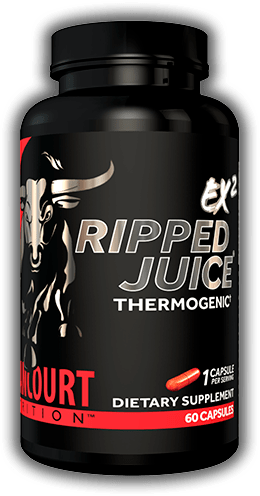 Betancourt Nutrition EX2. Ripped Juice bottle