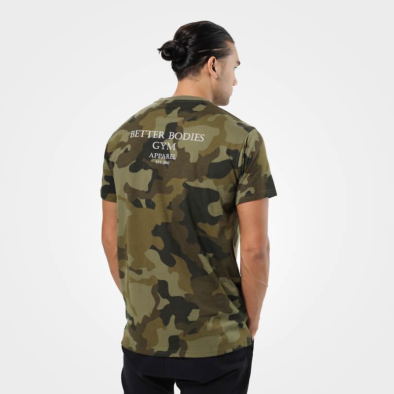 Military Camo Back