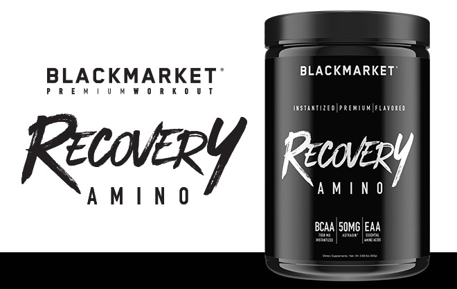 RECOVERY is a simple, straight forward product. Each scoop delivers a healthy 7 gram dose of Branch Chain Amino Acids.