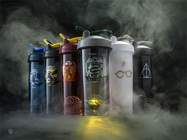 BlenderBottle Harry Potter Pro28