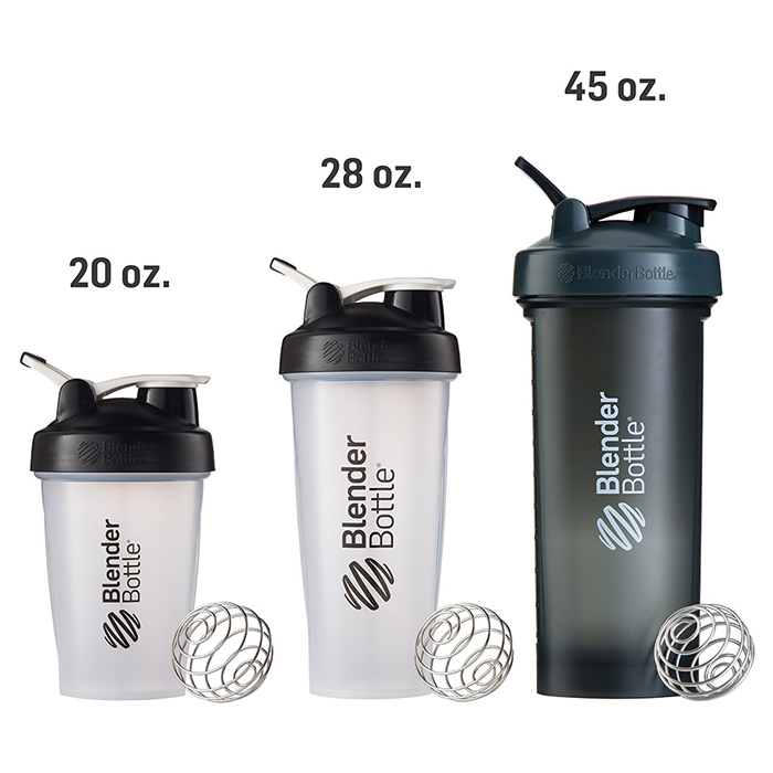 Water Bottle Blender: BlenderBottle Pro45 At Bodybuilding.com