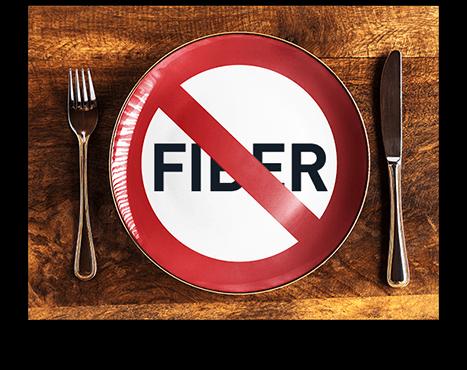 No Fiber