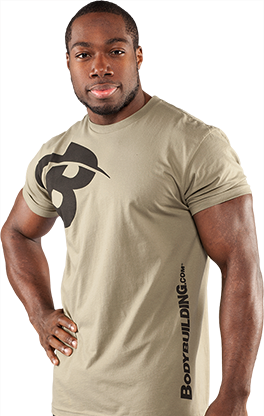B Swoosh Tee Light Olive