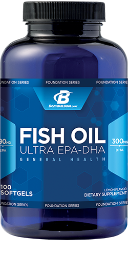 Fish oil ultra epa dha by foundation for Top fish oil brands