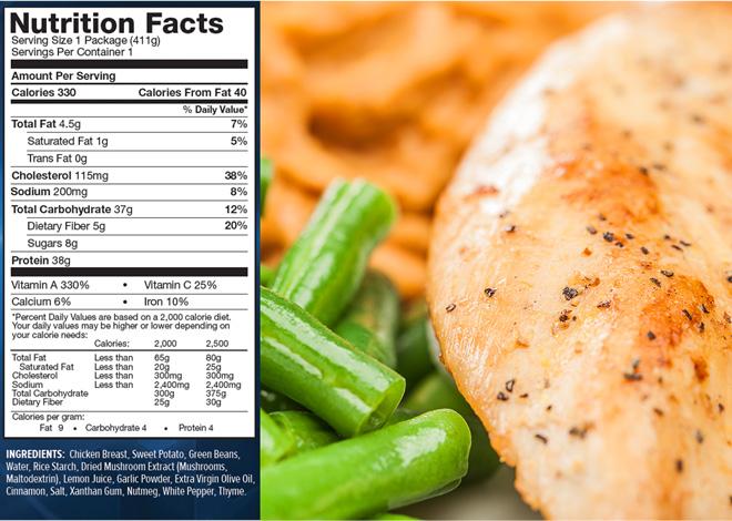 Healthy Frozen Meals By B Elite Fuel At Bodybuilding Com