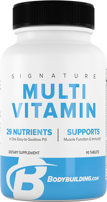Bodybuilding.com Signature Multivitamin