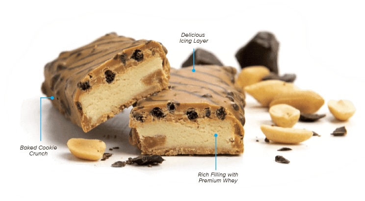 Protein Crunch Bar Ingredients