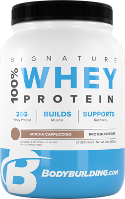 Bodybuilding.com Signature Whey