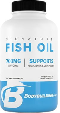 Bodybuilding.com Signature Fish Oil