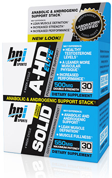 BPI A-HD/Solid Stack Bottle