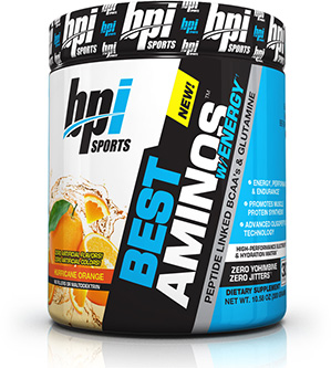 BPI Best Glutamine Bottle