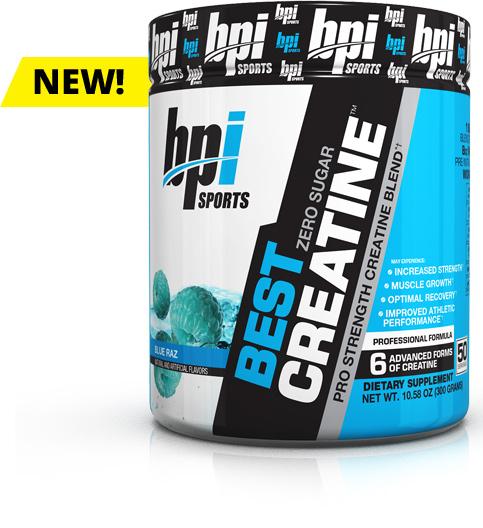 BPI Sports Best Creatine.
