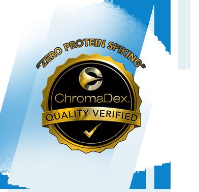 ChromaDex Quality Verified