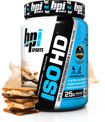 BPI Best Protein Bottle