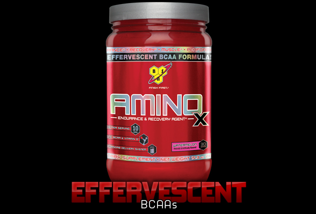 BSN AminoX. Suplemento BCAA