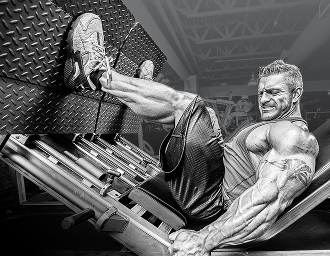 Flex Lewis Photo