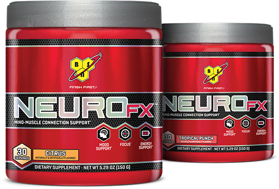 BSN NeuroFX bottles