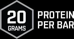 20g Protein Per Bar