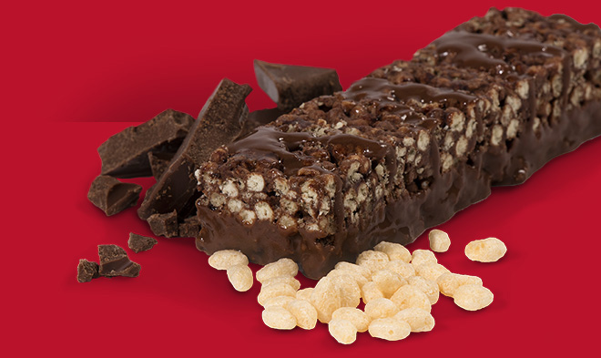 Image of chocolate crunch bar