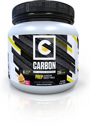 Carbon by Layne Norton PREP.