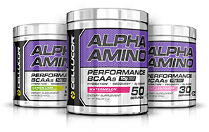 Cellucor Alpha Amino product family