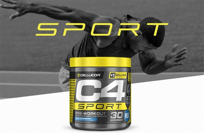 C4 Sport can help give you the energy you need to get through even the toughest moments of your fitness journey.