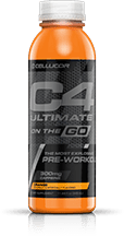 C4 On The Go Fruit Punch flavor