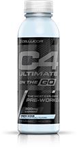 C4 On The Go Berry Lemonade flavor