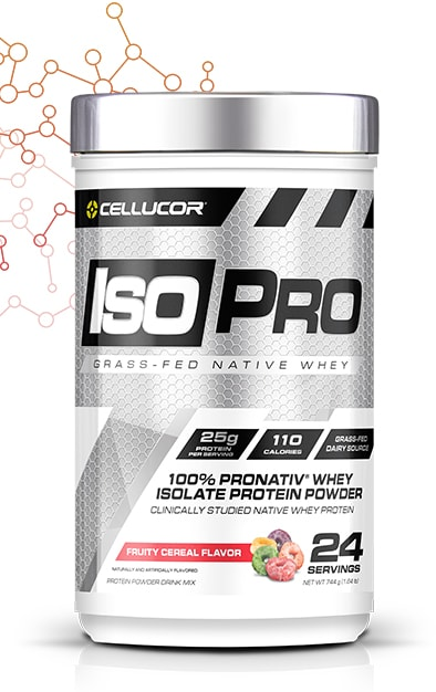 Cellucor IsoPro bottle image
